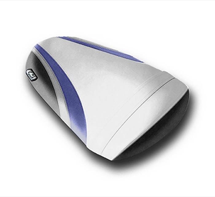 LUIMOTO ルイモト その他シートパーツ リアシートカバー カラー:ホワイト/ディープブルー/シルバー/ブラック GSX-R1000