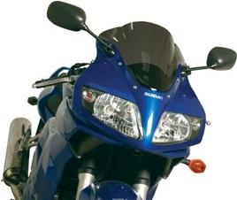 【ポイント5倍開催中!!】S2 Concept S2コンセプト ダブルバブル レーシングウインドスクリーン カラー:スモーク SV1000 S SV650 S