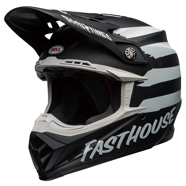 【送料無料】ヘルメット BELL ベル 7109816  ポイント10倍! BELL ベル MOTO-9 MIPS ファストハウス シグニア オフロードヘルメット サイズ:L