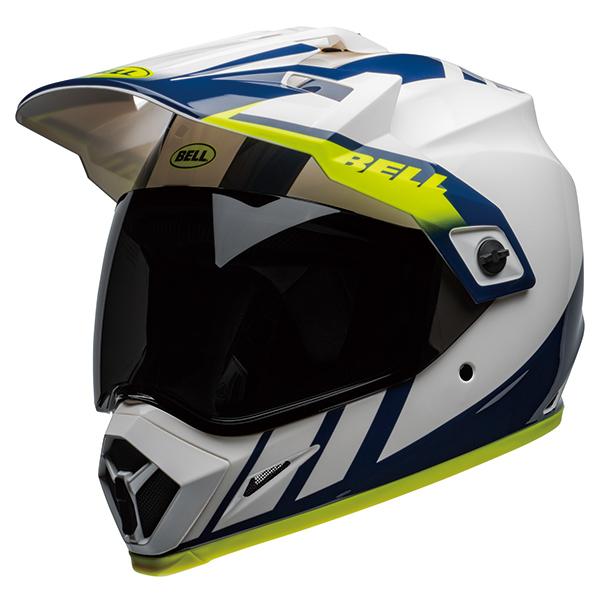 【送料無料】ヘルメット BELL ベル 7110319  ポイント10倍! BELL ベル MX-9 アドベンチャー MIPS ダッシュ オフロードヘルメット サイズ:M