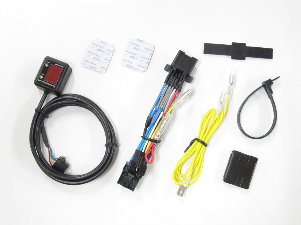 PROTEC プロテック SPI-Y41 シフトポジションインジケーター専用キット セロー250