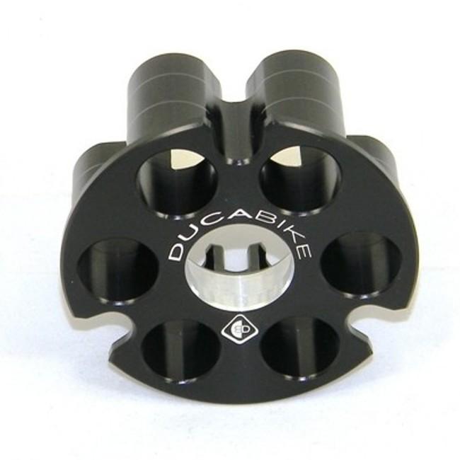 DUCABIKE ドゥカバイク 湿式クラッチ用 プレッシャープレート カラー:ブラック