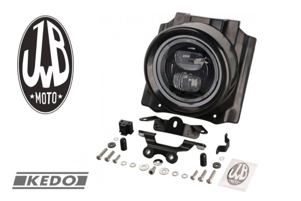 JvB Moto JvBモト 【KEDO】LEDヘッドライト&カバーキット MT07
