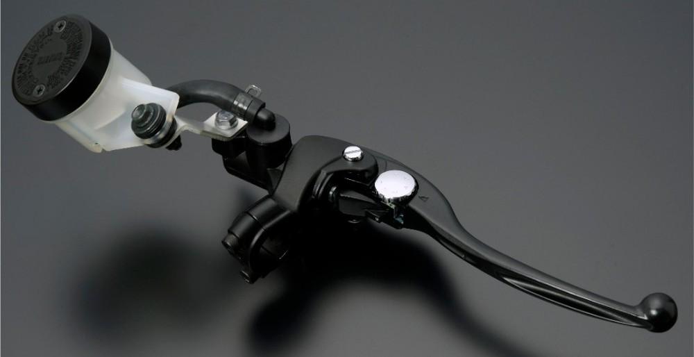 アドバンテージ ADVANTAGE NISSIN セミラジアルブレーキマスターシリンダー レバーカラー:ブラック