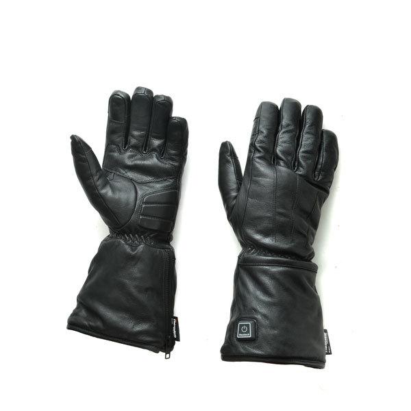 Heatech ヒーテック 電熱ウェア HeatMaster Leather グローブType-1 2019 サイズ:3XL
