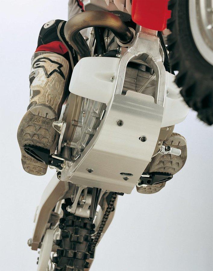 MOOSE RACING ムースレーシング アルミ スキッドプレート【ALUMINUM SKID PLATES [M750]】
