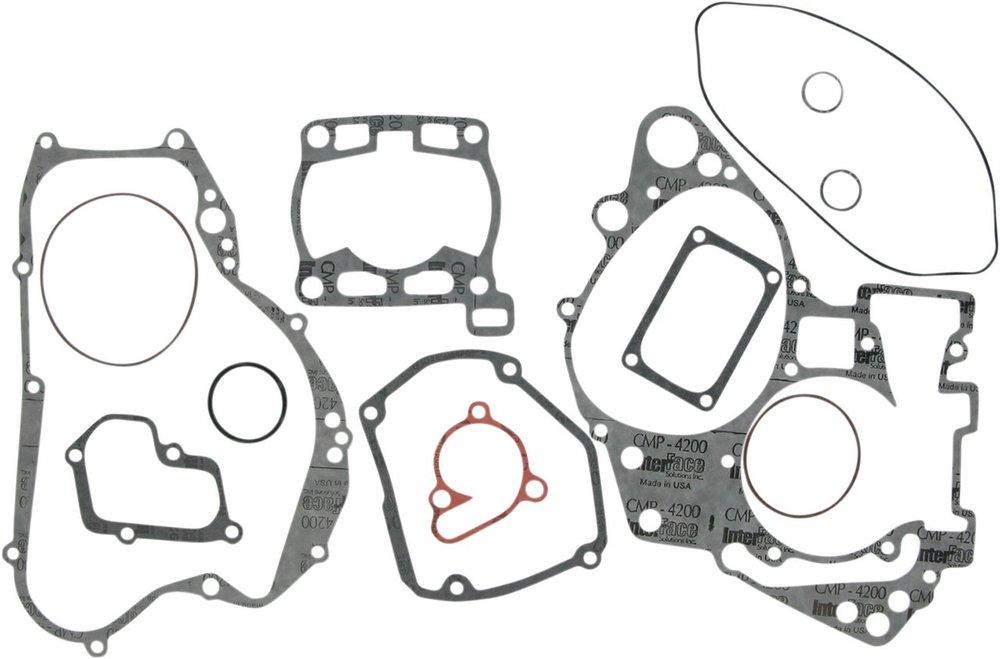 MOOSE RACING ムースレーシング ガスケット/オイルシール【GASKETS AND OIL SEALS [0934-0487]】 RM125 2004 - 2007