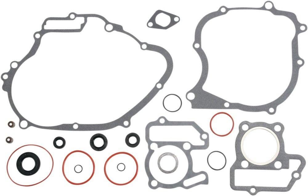 MOOSE RACING ムースレーシング ガスケット/オイルシール【GASKETS AND OIL SEALS [0934-0873]】 TT-R90 2000 - 2003 TT-R90E 2003 - 2007