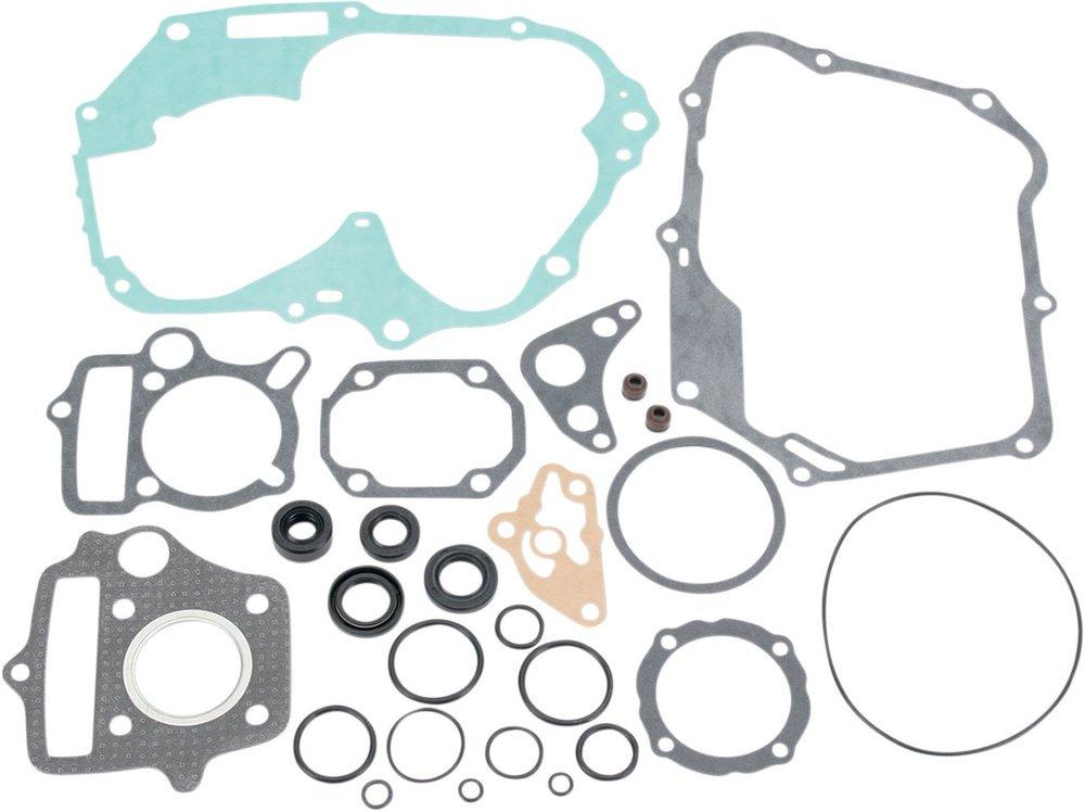 MOOSE RACING ムースレーシング ガスケット/オイルシール【GASKETS AND OIL SEALS [0934-0094]】 CRF50F 2004 - 2016 XR50R 2000 - 2003 Z50R 1988 - 1999