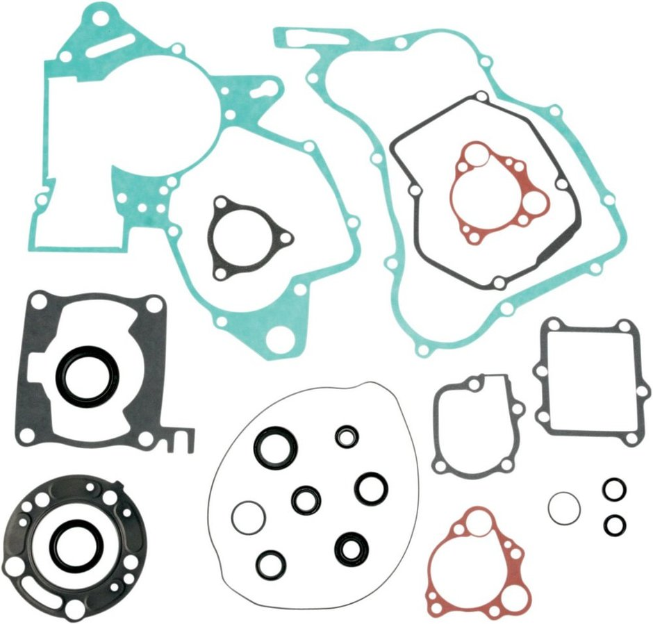 MOOSE RACING ムースレーシング ガスケット/オイルシール【GASKETS AND OIL SEALS [0934-0450]】 CR125R