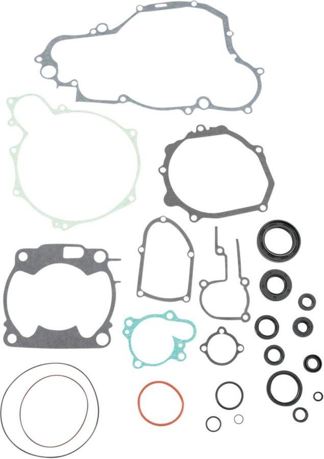 MOOSE RACING ムースレーシング ガスケット/オイルシール【GASKETS AND OIL SEALS [M811667]】 YZ250 1998