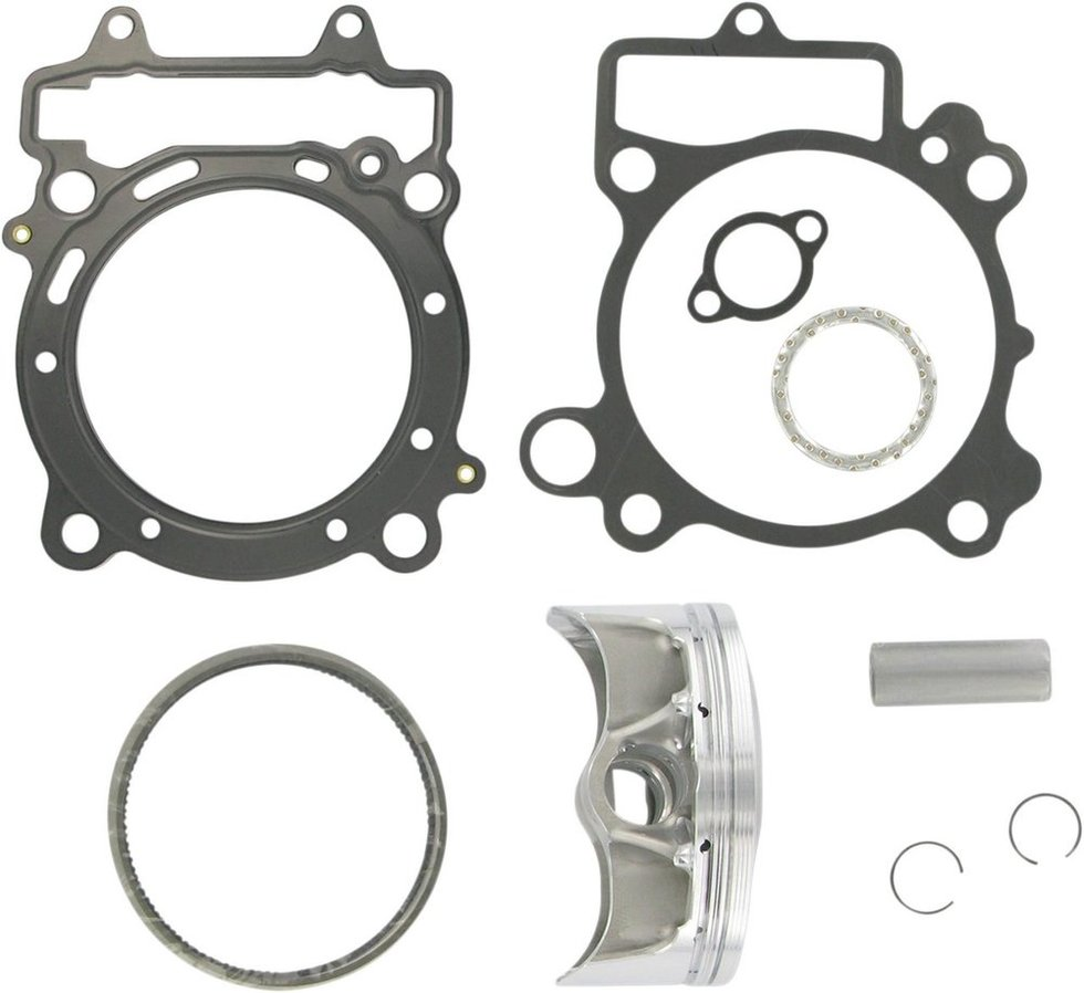 MOOSE RACING ムースレーシング ハイパフォーマンス CP 4-ストロークピストンキット【HIGH PERFORMANCE 4-STROKE PISTON KITS BY CP PISTONS [0910-1095]】 CRF450R 2002 - 2008 CRF450X 2005 - 2008