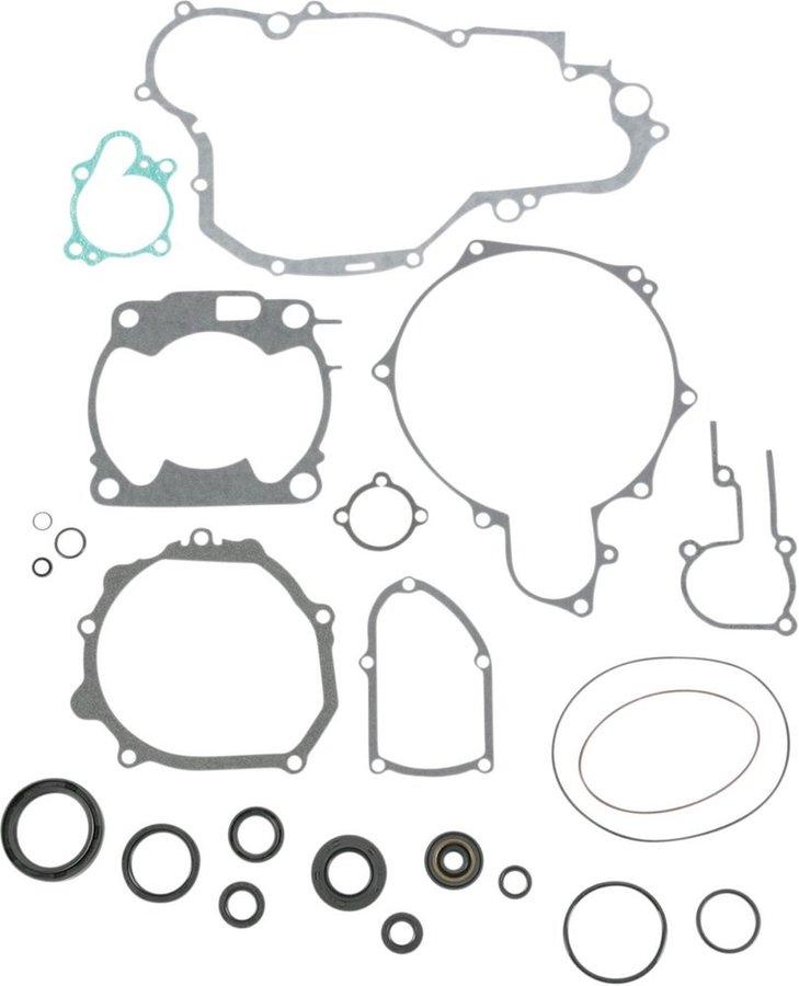 MOOSE RACING ムースレーシング ガスケット/オイルシール【GASKETS AND OIL SEALS [M811666]】 YZ250 1997
