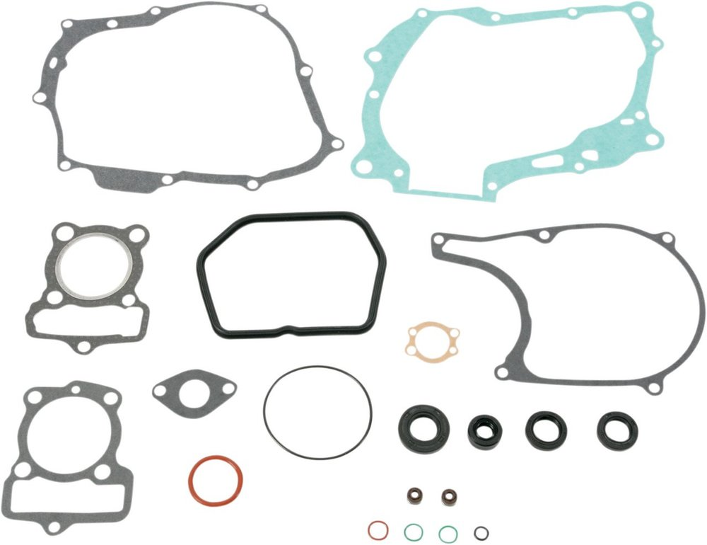 MOOSE RACING ムースレーシング ガスケット/オイルシール【GASKETS AND OIL SEALS [M811208]】 CRF80F 2004 - 2009 XR80R 1992 - 2003
