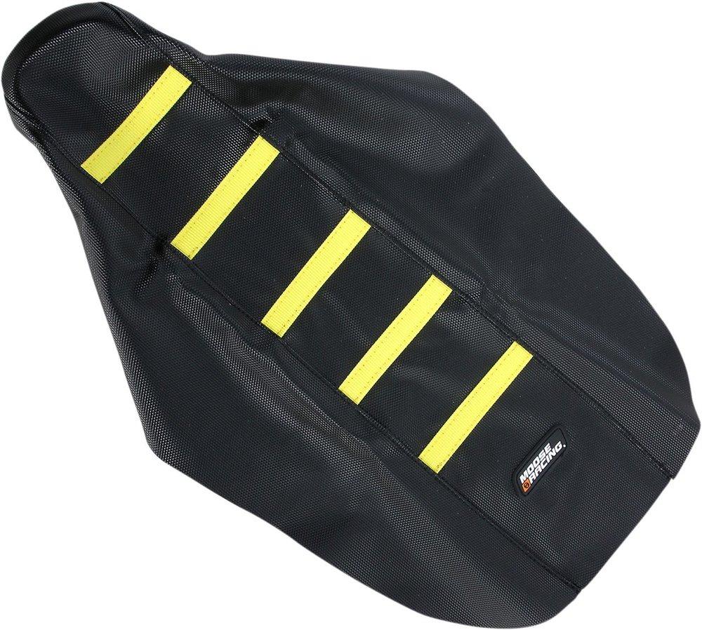 MOOSE RACING ムースレーシング シートカバーリブ付き【RIBBED SEAT COVERS [0821-1804]】 RM85 2002 - 2017
