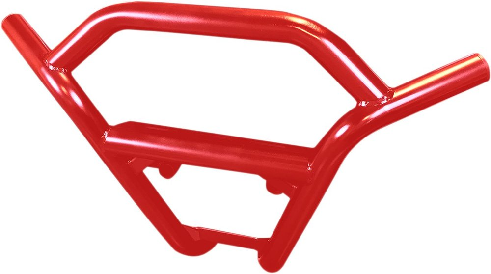 MOOSE RACING ムースレーシング その他フレーム関係 フロントバンパー RZR レッド 【BUMPER FRONT RZR RED [0530-1432]】