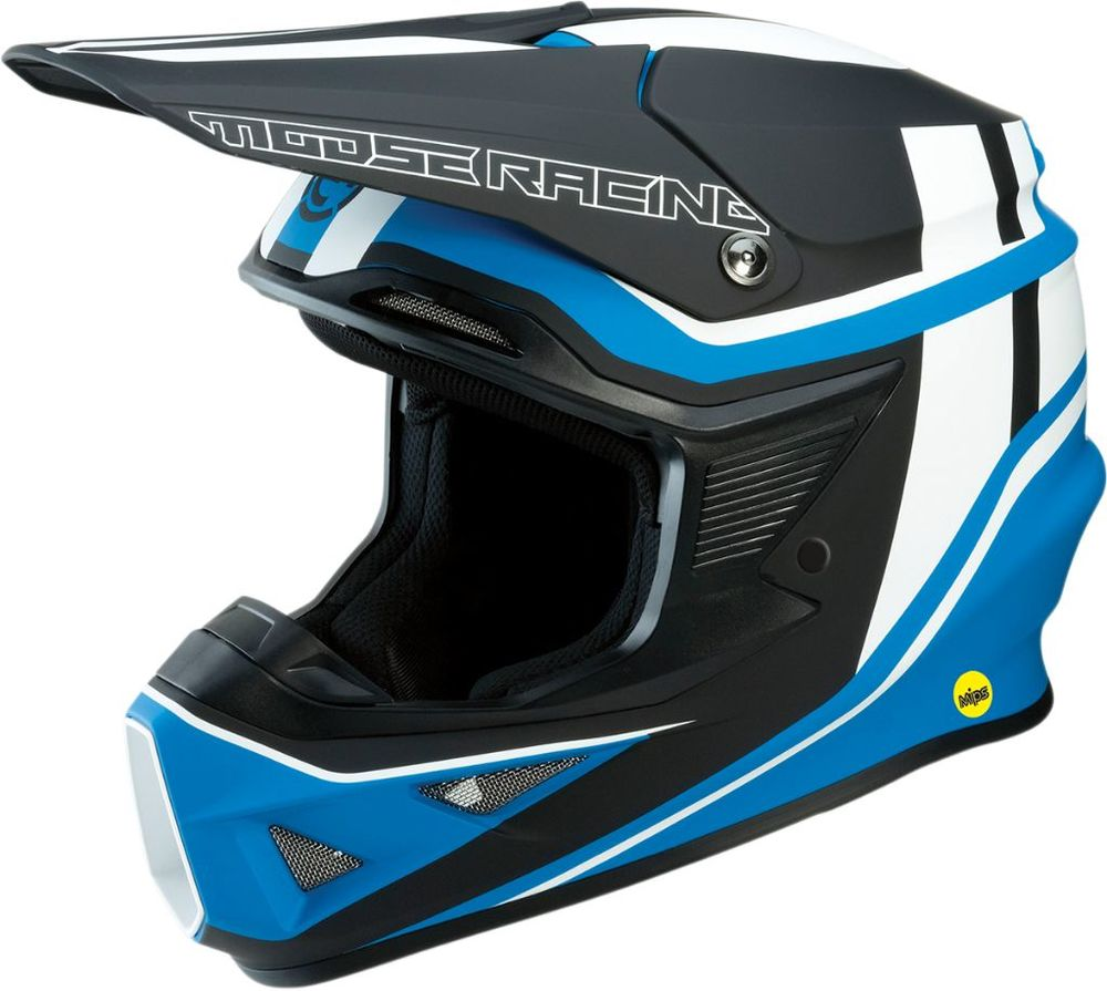 MOOSE RACING ムースレーシング オフロードヘルメット F.I. セッションヘルメット サイズ:LG