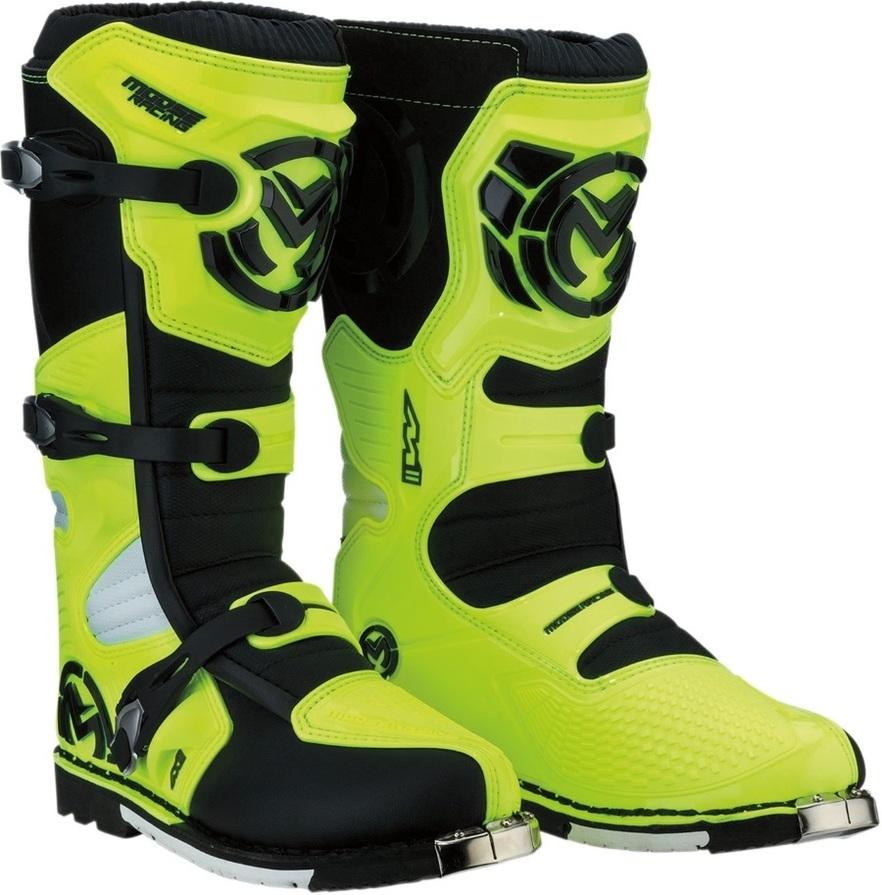 MOOSE RACING ムースレーシング オフロードブーツ ブーツ S1M1.3 MX【BOOT S1M1.3 MX】 USA SIZE:7 [3410-1979]