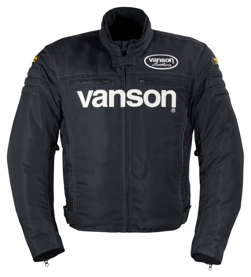 VANSON バンソン ナイロンジャケット サイズ:2XL