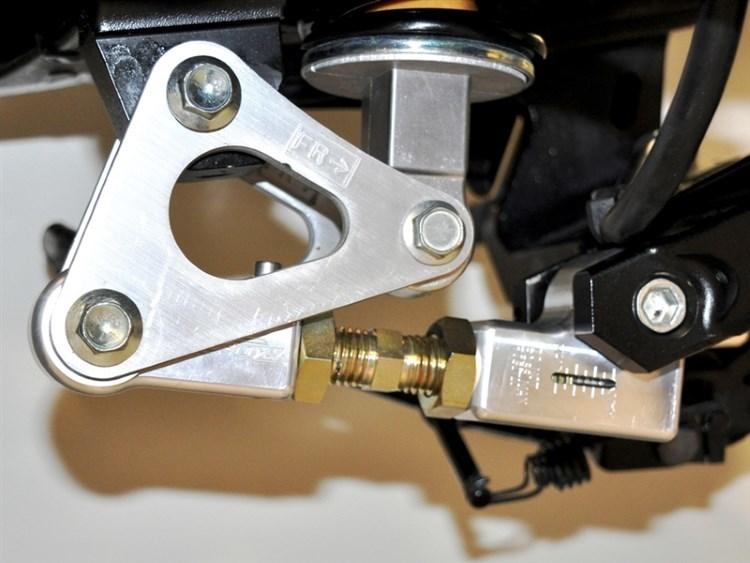 ROARING TOYZ ロアリングトイズ フルアジャスタブル車高調整リンク GSXR1000