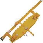 TRUSCO トラスコ中山 工業用品 ツヨロン 傾斜面作業用安全帯ベルト 黄