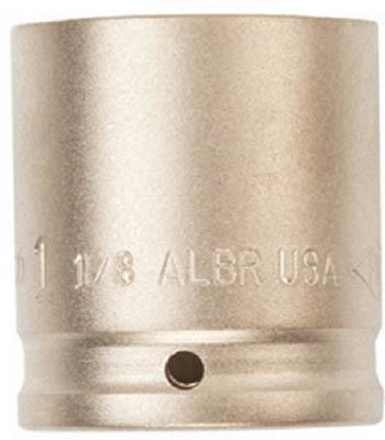 【ポイント5倍開催中!!】【クーポンが使える!】 TRUSCO トラスコ中山 工業用品 Ampco 防爆インパクトソケット 差込み12.7mm 対辺20mm