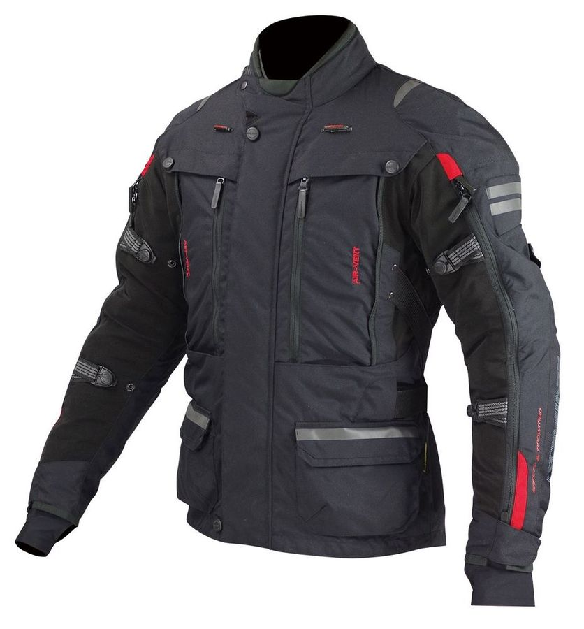 KOMINE コミネ ナイロンジャケット JK-574 フルイヤーツーリングジャケット ラーマII サイズ:5XLB