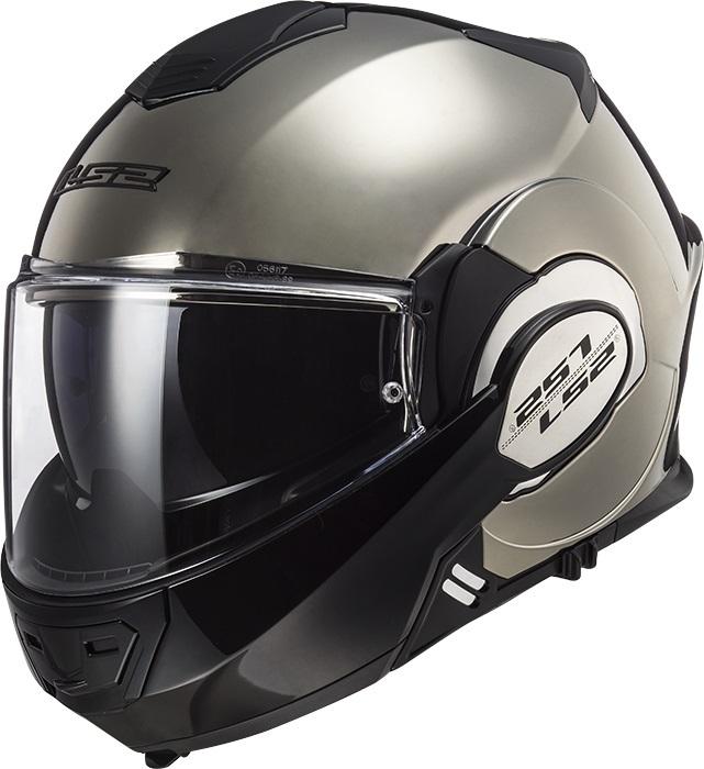 LS2 エルエス2 システムヘルメット VALIANT ヘルメット サイズ:XXL