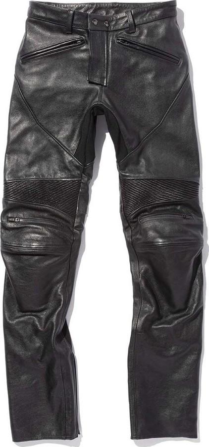 【送料無料】パンツ・ボトムス KADOYA カドヤ 2273  KADOYA カドヤ レザーパンツ BRAWLER PANTS [K´S LEATHER] サイズ:L