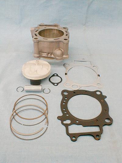 力造 リキゾウ ボアアップキット・シリンダー ボアアップキット(260cc) 4RT COTA RTL250