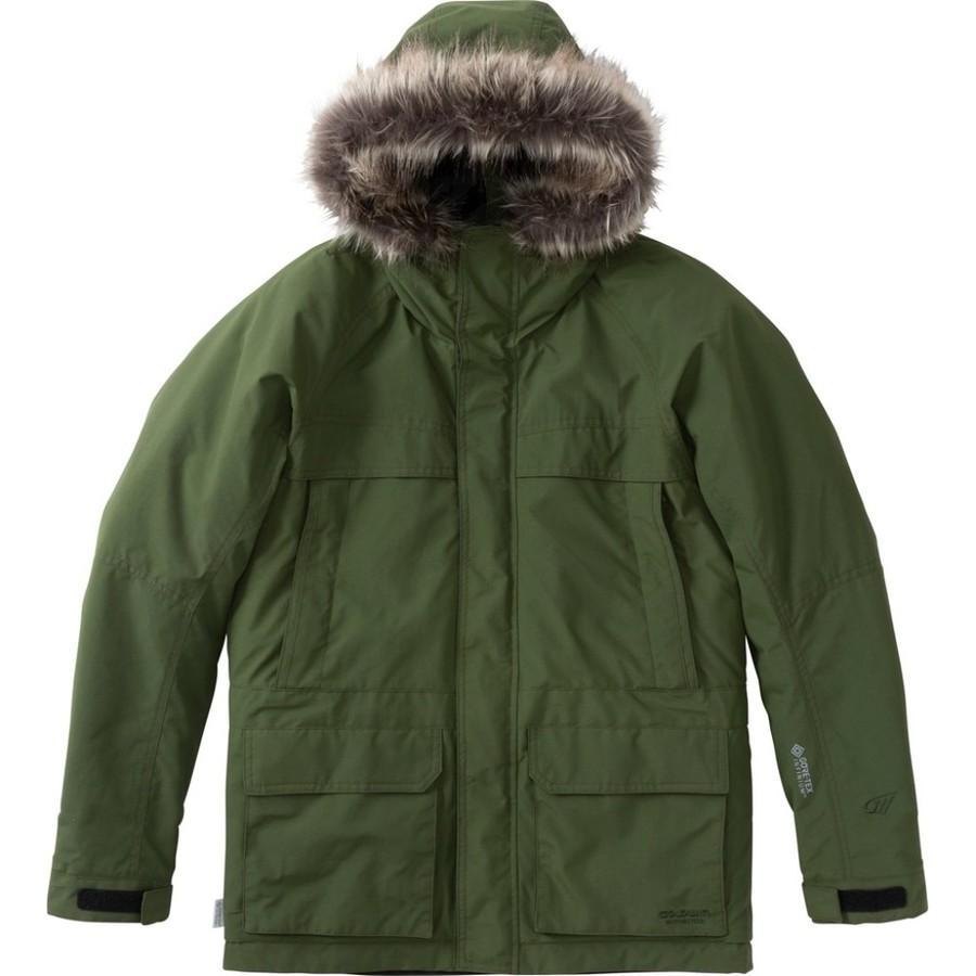 GOLDWIN ゴールドウイン ウインタージャケット ゴアテックスインフィニアム フーデッドジャケット サイズ:M