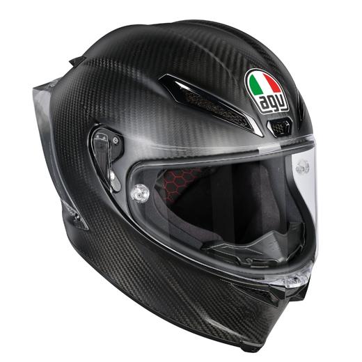 【在庫あり】AGV エージーブイ フルフェイスヘルメット ピスタ GP R ヘルメット(PISTA GP R SOLID) サイズ:XL(61-62cm)
