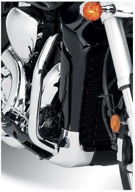 US SUZUKI 北米スズキ純正アクセサリー ガード・スライダー エンジン ガードセット (Engine Guard Sets) ブルバードM109R (イントルーダーM1800R/VZR1800)