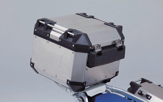 【送料無料】車体用バッグ・ケース HONDA ホンダ 08L73MKSE00  【在庫あり】HONDA ホンダ トップケース・テールボックス アルミトップボックス