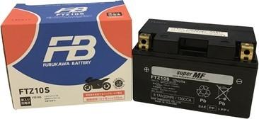【在庫あり】古河バッテリー FB FTZ10S 12V高始動形制御弁式 (シール形MF) バッテリー (FTシリーズ)