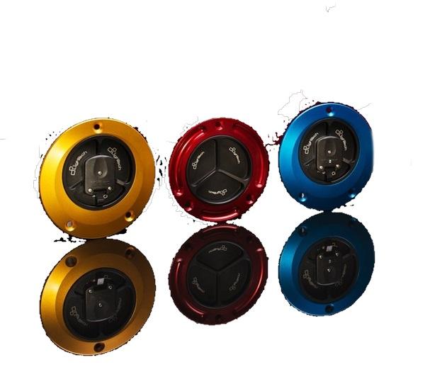 LighTech ライテック フューエルタンクキャップ カラー:ブラック タイプ:スピンロッキング 1199Panigale 1299Panigale 899Panigale