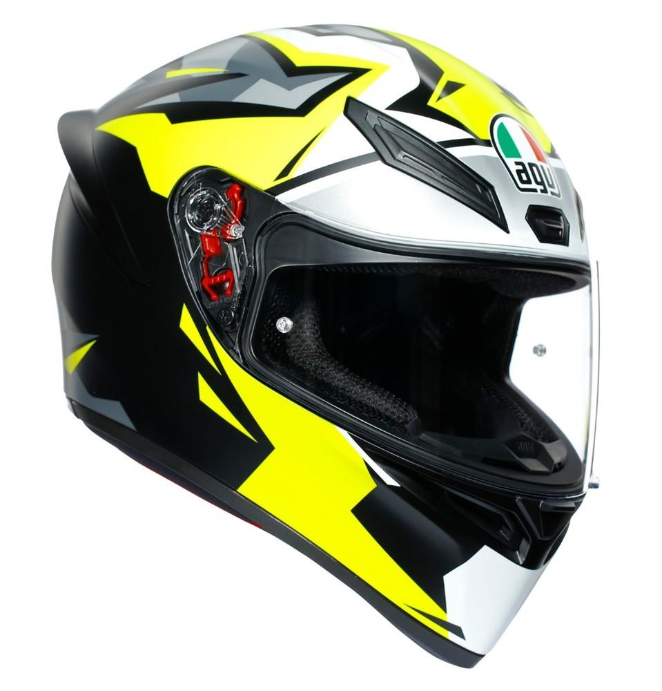 【クーポン配布中】AGV エージーブイ K1 ヘルメット ジョアン・ミル MIR 2018