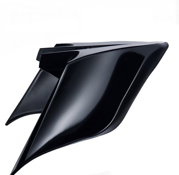 Advanblack アドバンブラック ABS ストレッチエクステンドサイドカバーパネル ツーリング