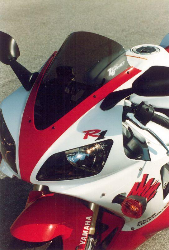 ZEROGRAVITY ゼログラビティ スクリーン 【スポーツツーリング】 YZF-R1