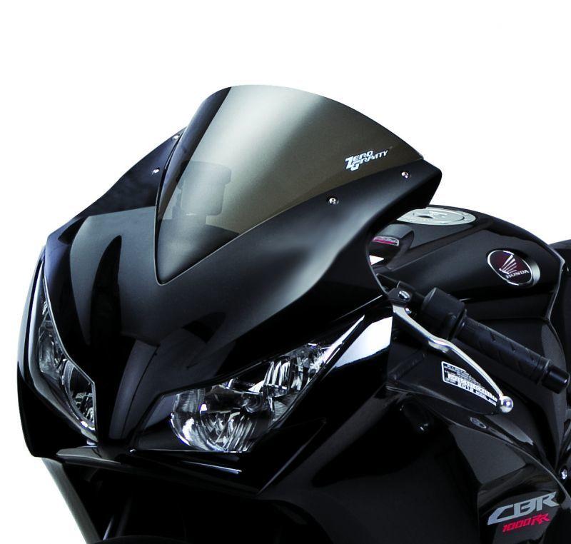 ZEROGRAVITY ゼログラビティ スクリーン 【SRタイプ】 カラー:ダークスモーク CBR1000RR CBR1000RR SP