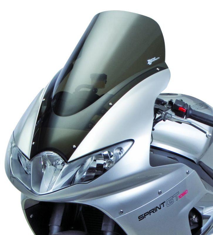 ZEROGRAVITY ゼログラビティ スクリーン 【スポーツツーリング】 カラー:スモーク SPRINT GT