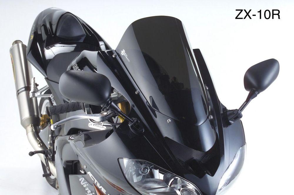 ZEROGRAVITY ゼログラビティ スクリーン 【スポーツツーリング】 カラー:スモーク Z750S (水冷) ZX-10R