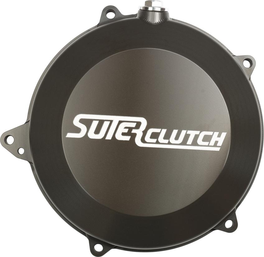 SUTERCLUTCH スータークラッチ Suter Racing ビレットクラッチカバー YZ450F