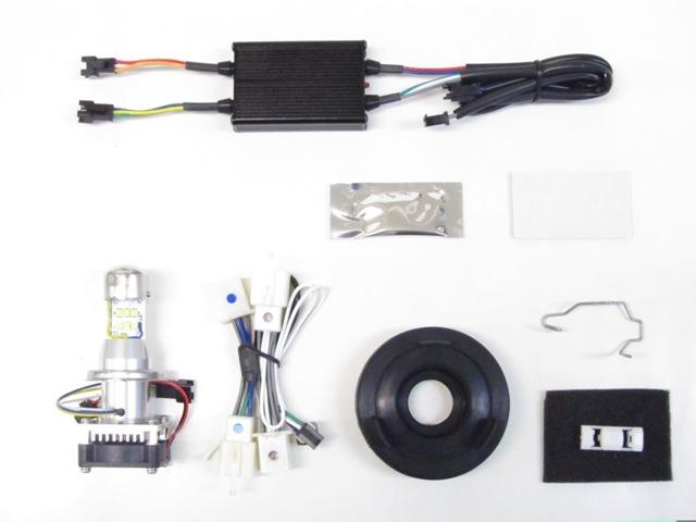 PROTEC プロテック LHL-H27 LEDマルチリフレクターヘッドライトライトレスキット 6000k CB1300SF