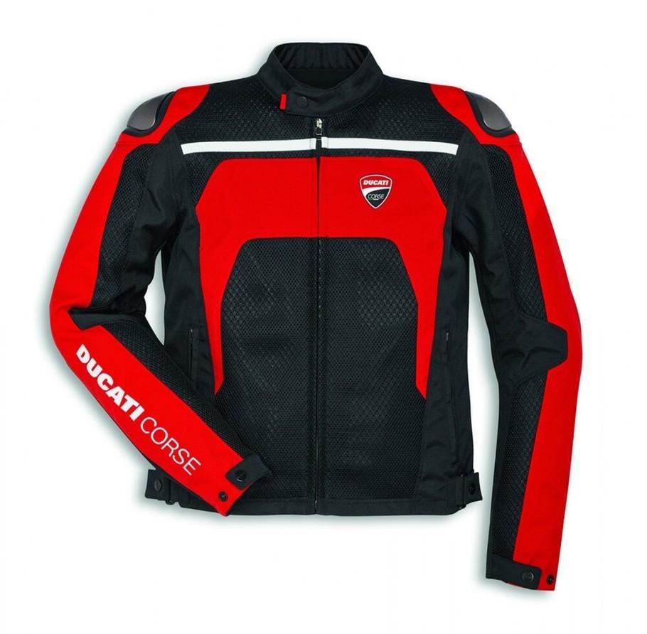 DUCATI Performance ドゥカティパフォーマンス ライディングジャケット ファブリックジャケット ドゥカティコルセ テックスサマー C2 サイズ:56