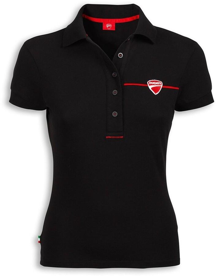 DUCATI Performance ドゥカティパフォーマンス Tシャツ Company 2 womens polo レディース ポロシャツ