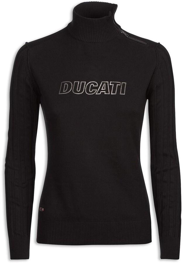 DUCATI Performance ドゥカティパフォーマンス カジュアルウェア レディース ステルスプルオーバー サイズ:L