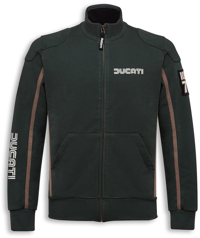 DUCATI Performance ドゥカティパフォーマンス カジュアルウェア IOM スウェットシャツ サイズ:XS