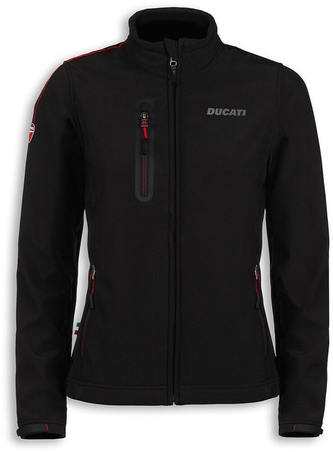 DUCATI Performance ドゥカティパフォーマンス ライディングジャケット ドゥカティ 防風レディースジャケット サイズ:M