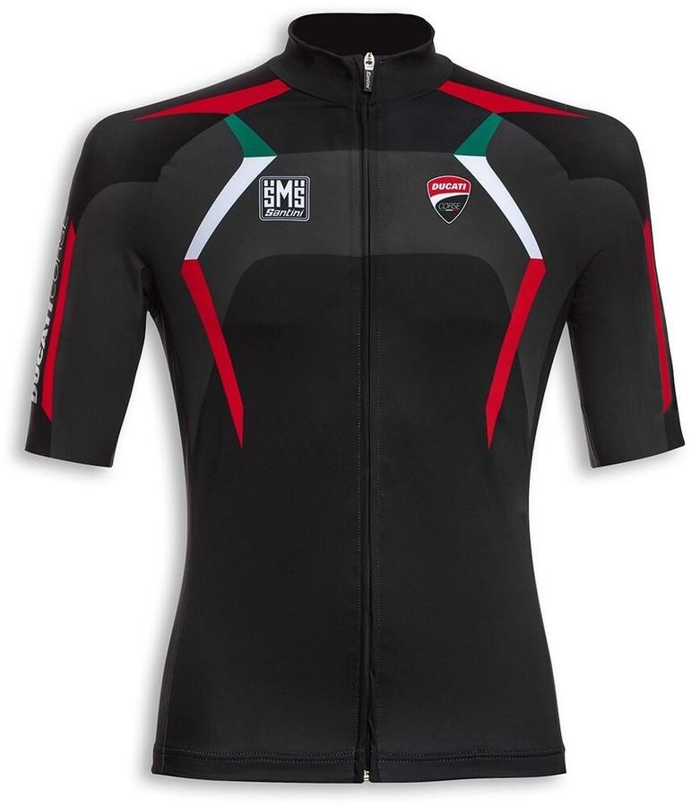DUCATI Performance ドゥカティパフォーマンス ドゥカティコルセ BK-2 サイクリング Tシャツ